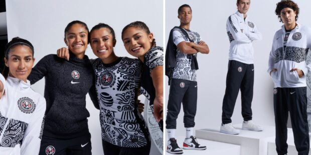 Club América Presents Its New Nike Shirt, but Adidas Sneaks Into the Conversation