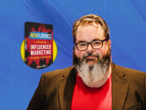 Free Virtual Book Reading   Feb 17: Don't Just Influence--WINfluence: A Virtual Book Launch with Author Jason Falls