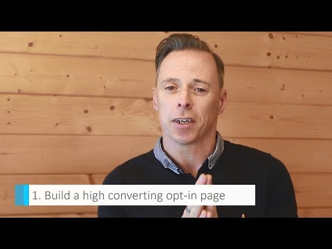 How to build your email list using Facebook ads