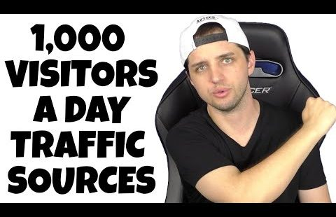 Best 5 Website Traffic Sources Free + Paid  – Fastest WAY