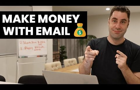BEST Way To Build A Profitable Email List FAST Online!