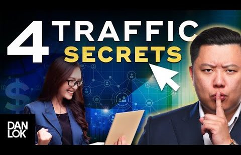 The Fastest Way To Bring Traffic To Your Website: Traffic Secrets