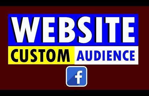How To Create a Custom Audience From The Website Traffic? [Facebook Ads]