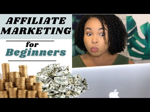 How to MAKE MONEY ONLINE with AFFILIATE MARKETING (for beginners) 2021   How to Make Money From Home