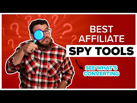 6 Best Affiliate Marketing Spy Tools 2021 – Ranked Free to Expensive (HONEST REVIEW)