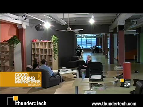 SEO (search engine optimization):: Good Morning Marketers:: thunder::tech (ep 102)