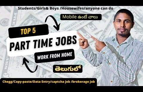 How to earn money online without investment telugu   how to make money online in telugu 2021