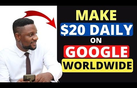 MAKE MONEY ON GOOGLE 2021 | COPY AND PASTE TO EARN ON GOOGLE IN NIGERIA