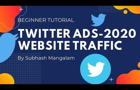Twitter Ads 2020 | How to Increase Website Traffic Through Twitter Ads | Beginner Tutorial 2020