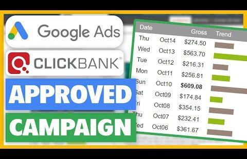 Google Ads + Affiliate Marketing Tutorial (SAFEST WAY)   Complete Step-By-Step Crash Course