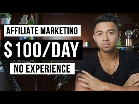 Affiliate Marketing For Beginners 2021 (Step by Step Tutorial)