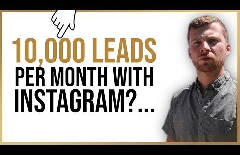 📈How To Build An Email List With Instagram   10,000 Leads Monthly📈