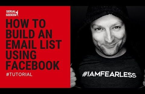 How to Build an Email List on Facebook